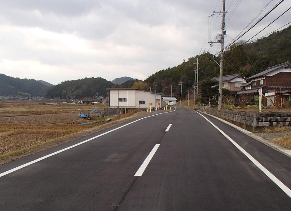 綾部大江線