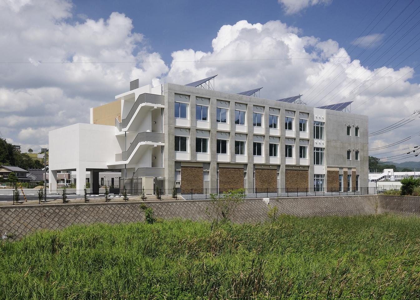 京都地方法務局様園部支局新築