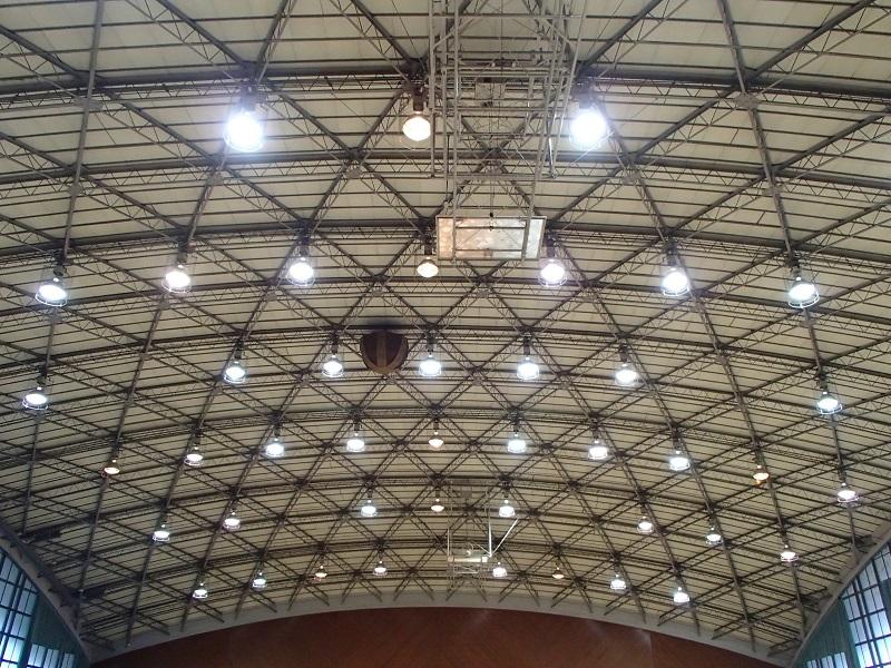 福知山市市民体育館改修