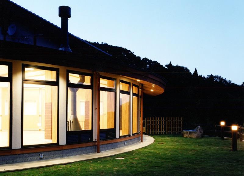 三岳青少年山の家