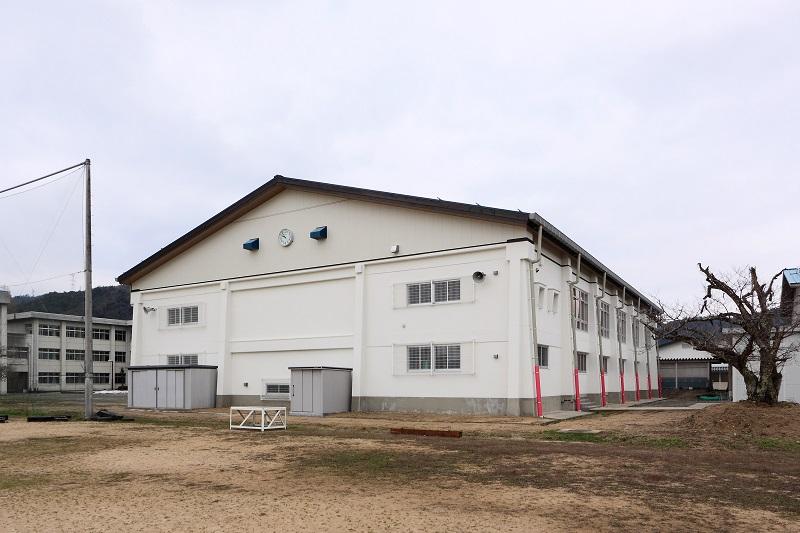 京都府立海洋高等学校様耐震改修