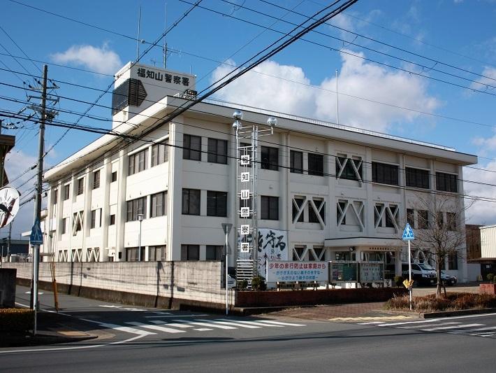 福知山警察署耐震