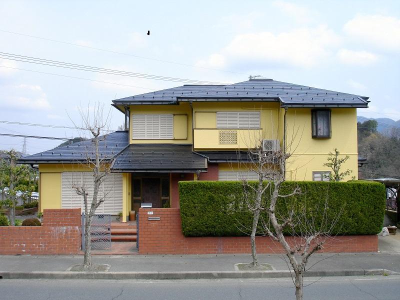 個人住宅リフォーム NA様邸外壁塗替