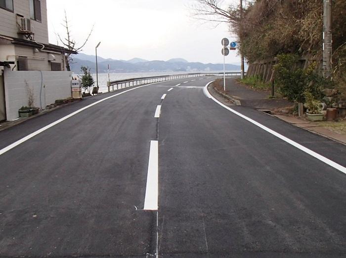 管内一円(栗田半島線)