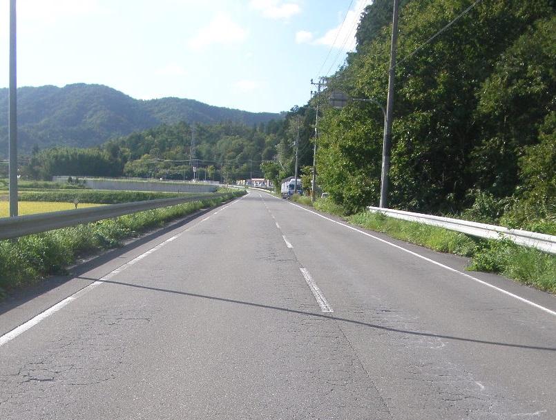 国道372号府民公募型整備工事
