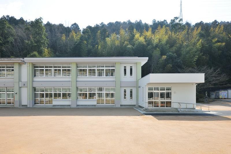 福知山市:遷喬小学校教室棟増築工事