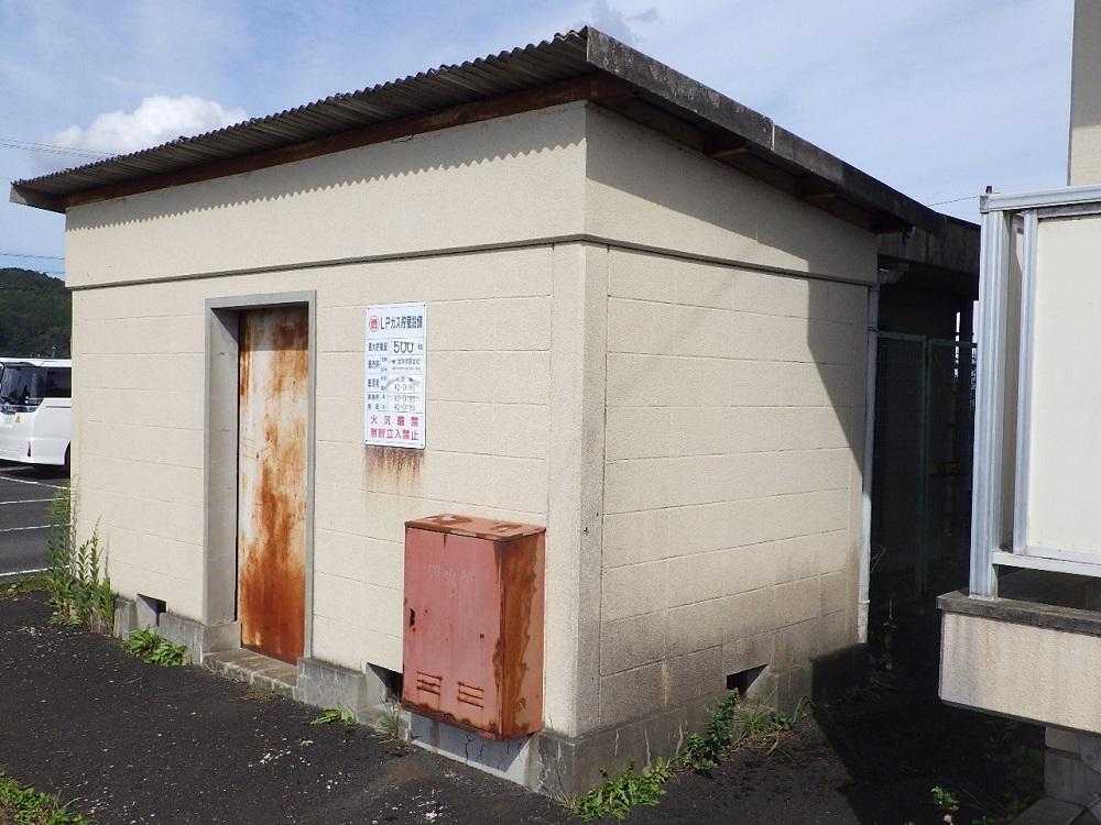 京都府:待機宿舎外壁・屋上防水改修工事