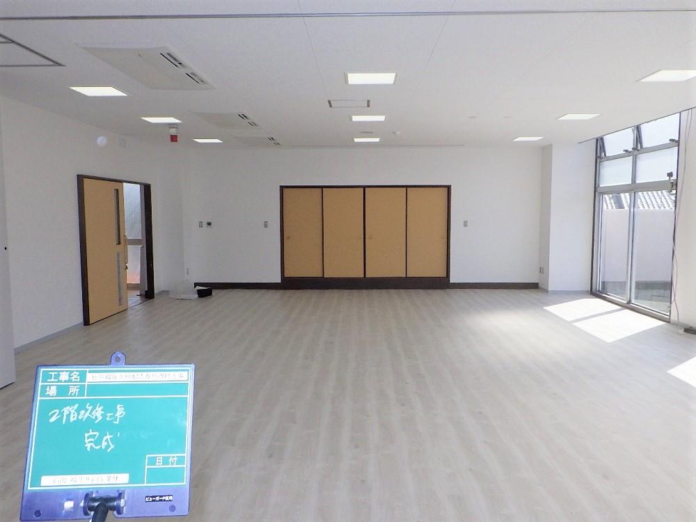 福知山市:総合福祉会館耐震・改修工事