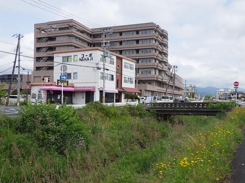 弘法川総合流域防災・統合河川(防災・安全)工事