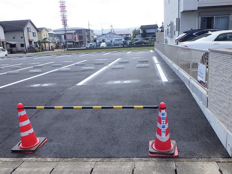 N様 駐車場 新設工事